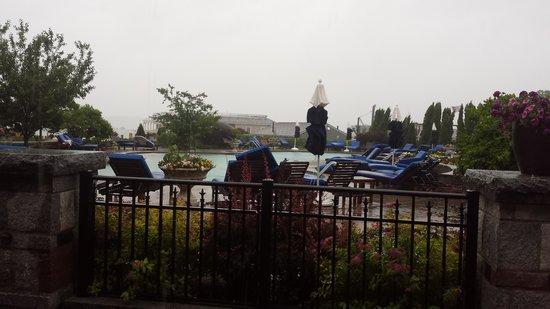 Harborside Hotel & Marina: Room 102 view