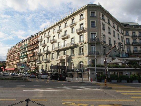 Hotel Beau-Rivage Geneva: Beau-Rivage