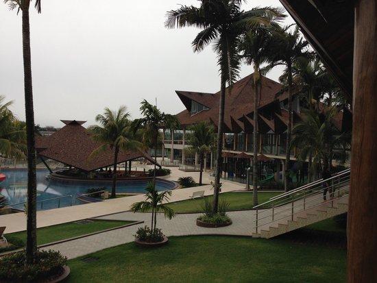 Recanto Cataratas Thermas Resort & Convention: Interno
