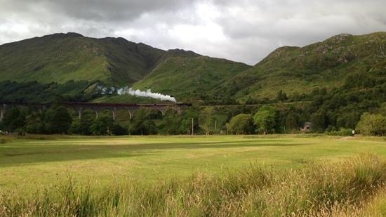 Glenfinnan Viaduct: on to the Hogwarts