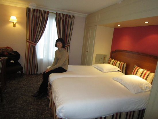 Hotel Queen Mary : 部屋