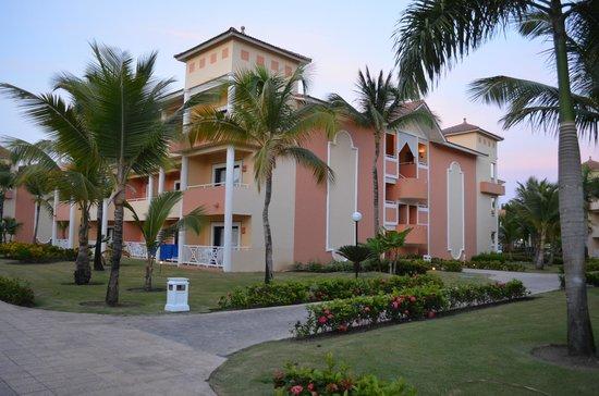 Grand Bahia Principe Punta Cana : Edificio de habitaciones