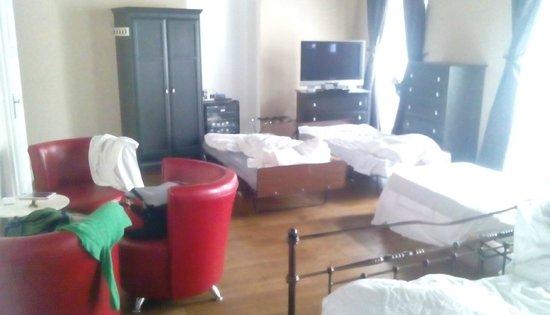 Hotel U Tri Bubnu: Suite de 60 m2