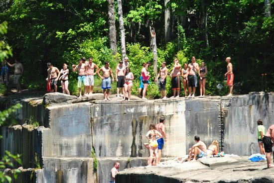 Backroad Discovery Tours: Norcross West Marble Quarry