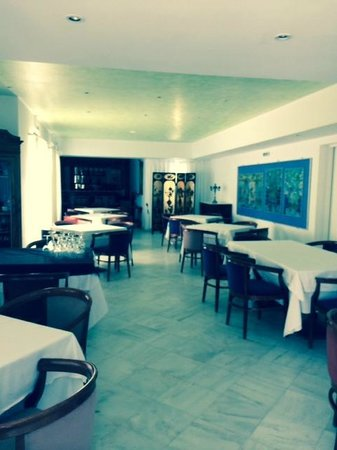Astir of Paros: Main Dining Room