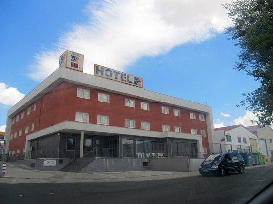 Hotel H2 Ávila: 1