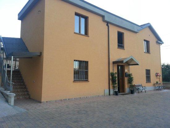 House Volumnia: esterno