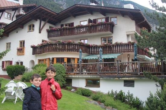 Hotel Gridlon Wellness am Arlberg: l'hotel ..