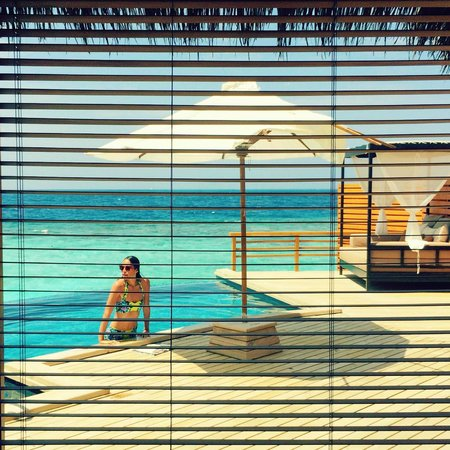 Baros Maldives: Baros Water Villa
