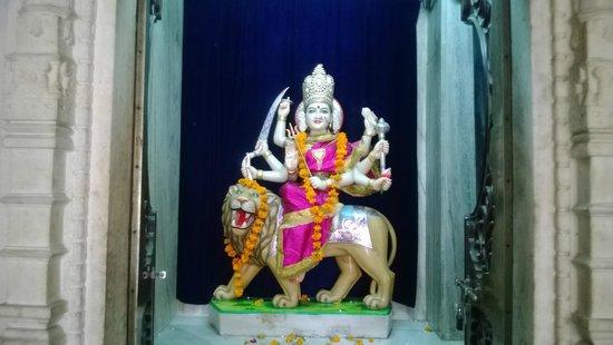 Ram Mandir: Goddess Durga