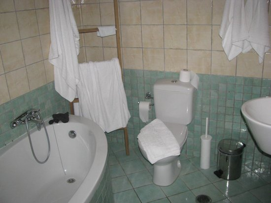 Paliokaliva Village: Bathroom on the groundfloor
