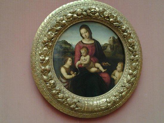 Gemäldegalerie: raffaello