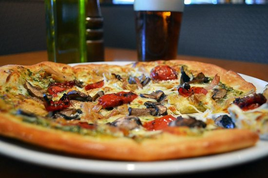 Travinia Italian Kitchen: Handcrafted Pizzas