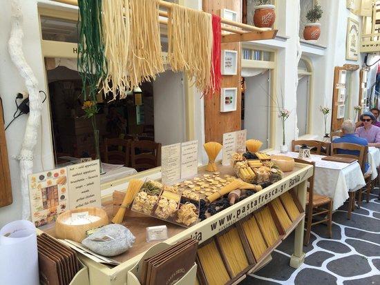 Pasta Fresca Barkia : We love Pasta Fresca - fantastic food