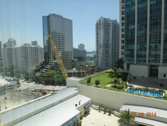 JW Marriott Miami: vista do quarto