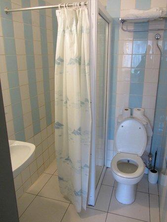 Hotel Bentley : bagno