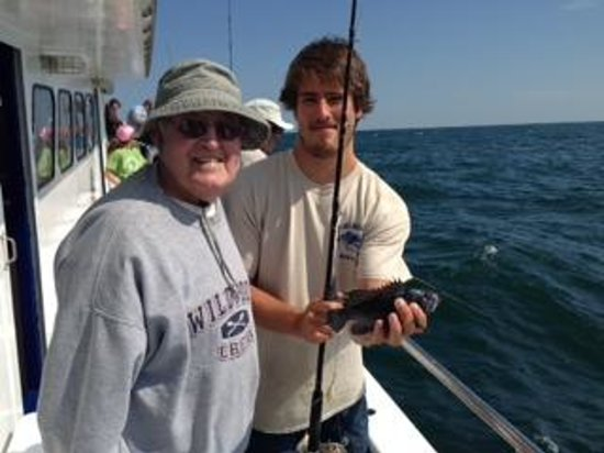 Miss Avalon Fishing: FISH ON!!!