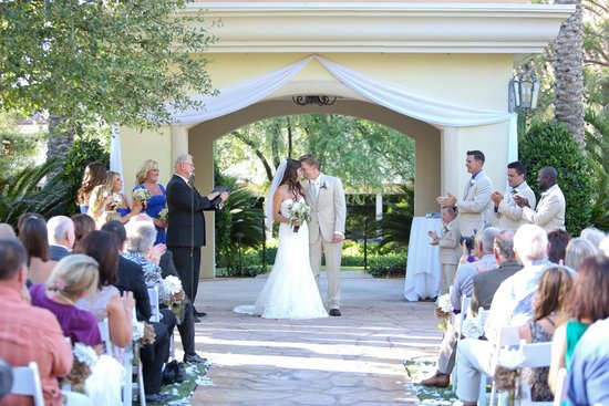 JW Marriott Las Vegas Resort & Spa : Garden Gazebo Ceremony Site