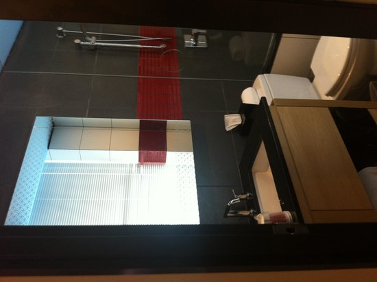 TRYP New York City Times Square South: Bathroom