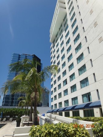 JW Marriott Miami: fachada