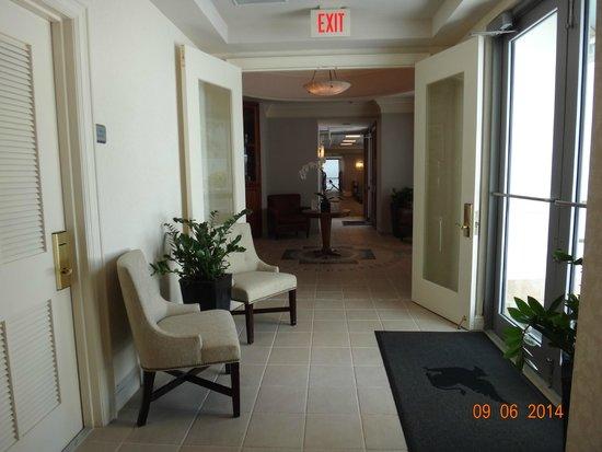 JW Marriott Miami : Area de descanso da piscina