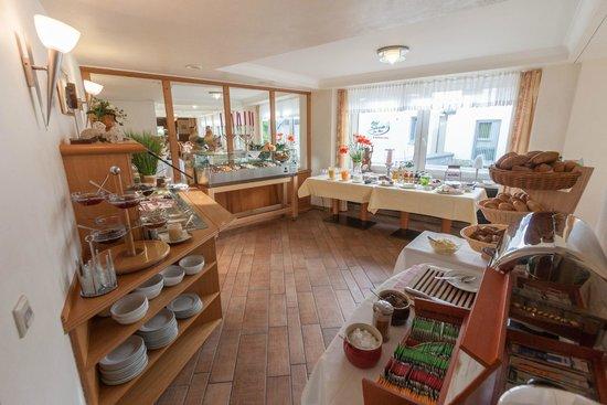 Hotel Schneider am Maar: Frühstücksbuffet