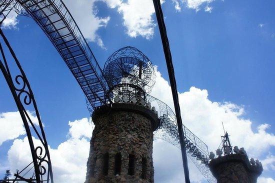 Bishop Castle: Observation Tower