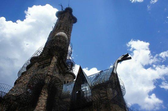 Bishop Castle: Tower