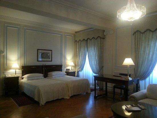 Quirinale Hotel : Beautiful Junior Suite