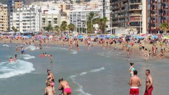 Playa Arenal-Bol : Julio 2014