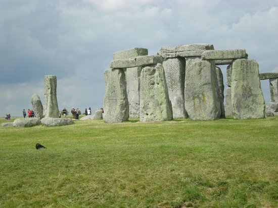 Stonehenge: Day view