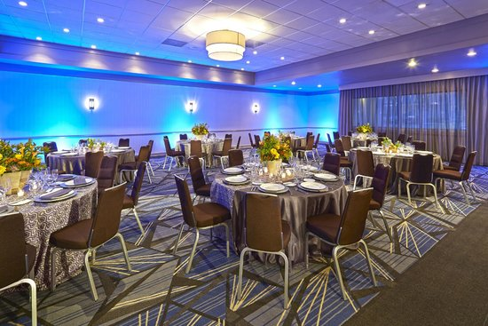 Hotel MdR-A DoubleTree by Hilton Hotel : Banquet Setup