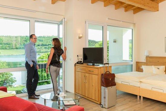 Hotel Schneider am Maar: Suite Traumblick