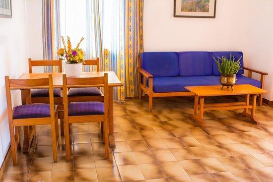 Monaco: Sala de estar en la que hemos estado