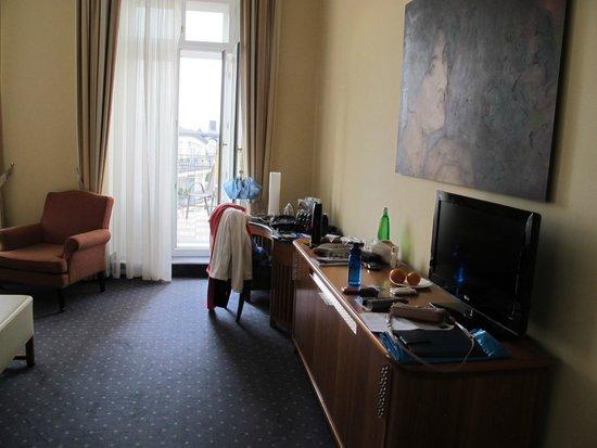 Falkensteiner Hotel Grand MedSpa Marienbad: Наш номер