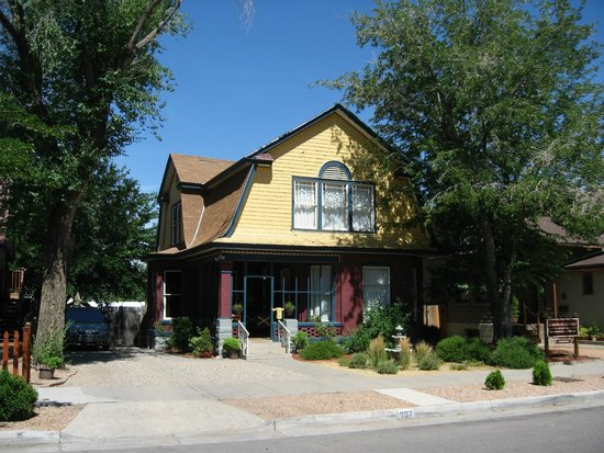 Downtown Historic Bed & Breakfasts of Albuquerque : The Downtown Bed and Breakfast