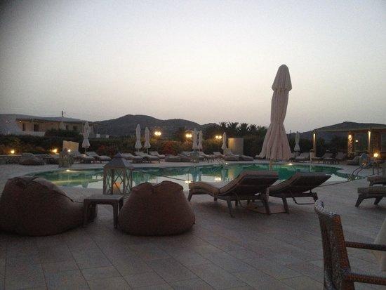 Saint Andrea Seaside Resort: Piscine