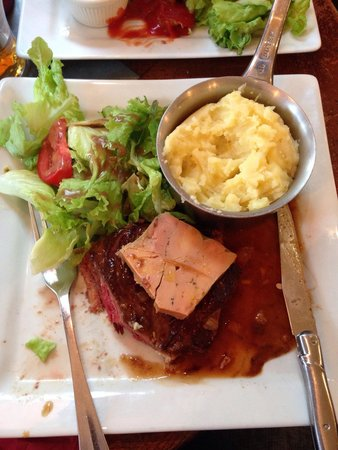 Cafe Chappe: The beef!!!