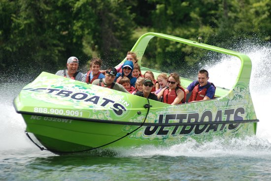 Smoky Mountain Jet Boats
