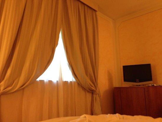 Grand Hotel Del Parco : Vista della stanza