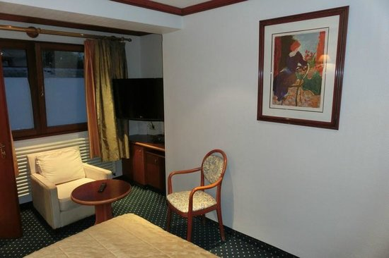 Hotel International : Komfortzimmer