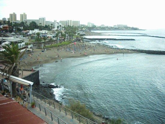 IBEROSTAR Bouganville Playa: spiaggia sottostante