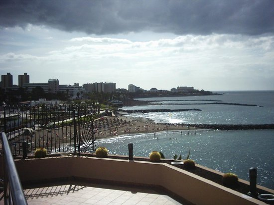 IBEROSTAR Bouganville Playa: panorama terrazza piscina