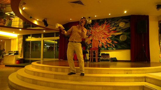 Pestana Delfim All Inclusive: Entertainment in the Hotel