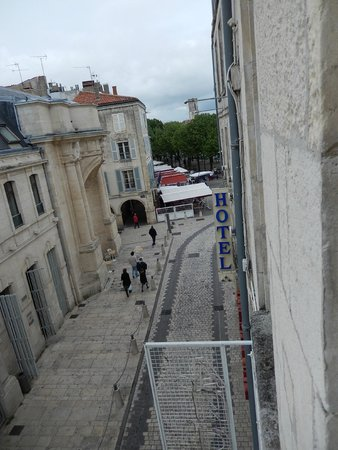 Hotel Saint Jean d'Acre : view from room