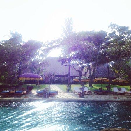The Oberoi Bali: Pool area