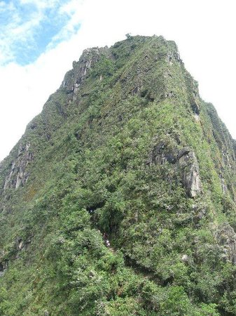 Santuario Histórico de Machu Picchu: Subida al Huaina Pichu