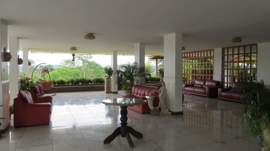 Hotel Christian Resort: Lobby