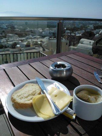 Amerisa Suites: morning breakfast