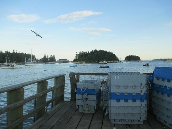 The Mooring Bed and Breakfast: Five Islands Lobster nearby